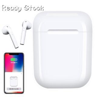 Tai nghe bluetooth không dây i9s TWS mini rảnh tay có hộp sạc cho điện thoại Xiaomi