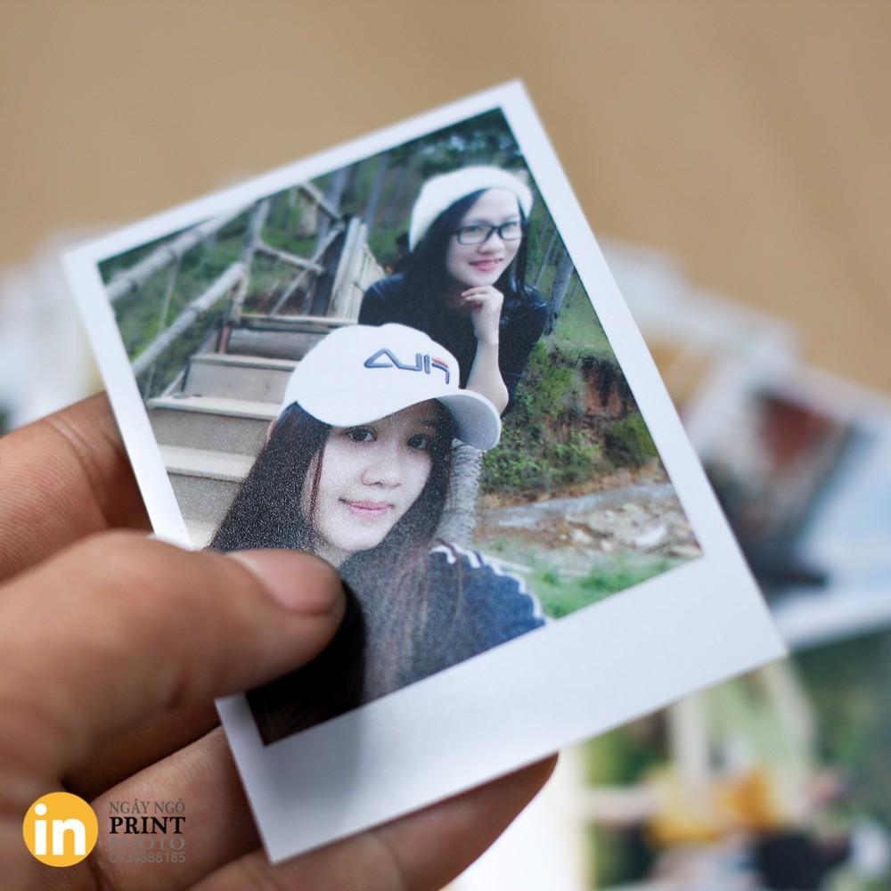 SĨ 100 ảnh polaroid giấy lụa