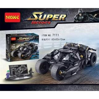 Bộ lắp ráp siêu xe Batman (Bộ Lớn)