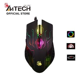 Chuột Gaming A4Tech Bloody Q50 Neon X-Glide 3200 CPI 6 Phím thumbnail