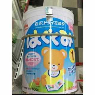 Combo 5 hộp Sữa Morinaga số 1(850g) date 2 2021