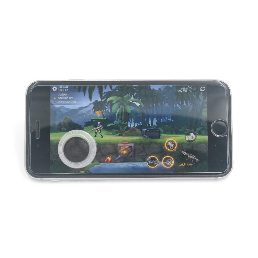 Nút Chơi Game Mobile Joystick Nano 2098 - Nút Bấm Chơi Game Liên Quân, Pubg, Free Fire Controller, Game mobile đa năng