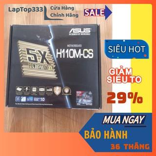 Main Asus H110M-D (Chipset Intel H110 Socket LGA1151 VGA onboard thumbnail