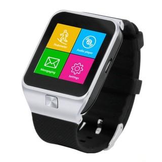 Đồng hồ thông minh Dz09 đen bạc thumbnail