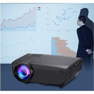 Sale -Máy chiếu W50 3D HD1080p 40W 2019 sử dụng ngoài trời sáng [Best Seller Tony]