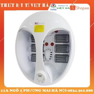 Bồn ngâm chân điều chỉnh nhiệt độ SereneLife SL17 tặng thảo dược BÁCH CỐT VƯƠNG thumbnail