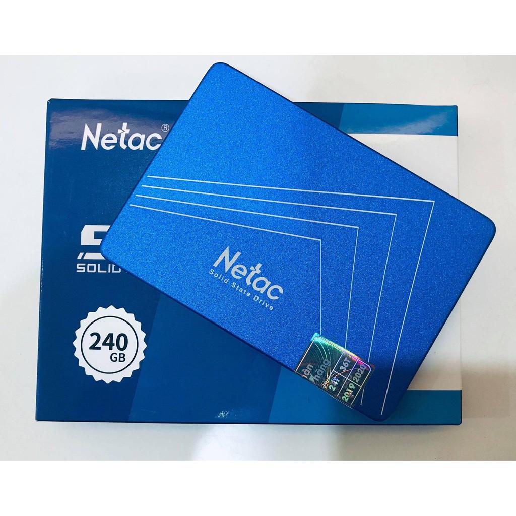 Ổ Cứng SSD Netac 240GB Chính Hãng