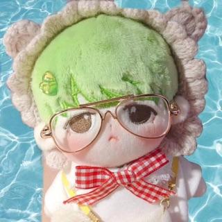 [ Fansite ] Onlydoll Green Sea Yoongi 15cm – BTS Doll