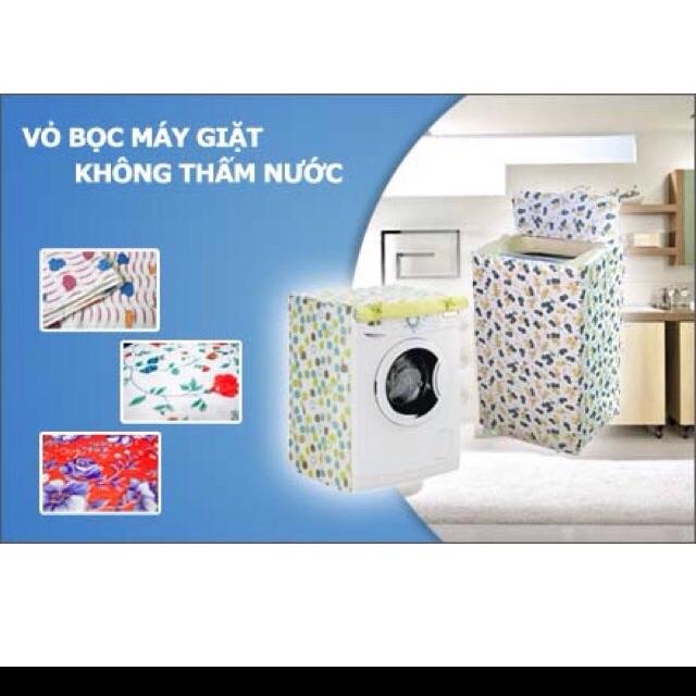 Vỏ bọc máy giặt cửa trên và trước - 2691082 , 54580109 , 322_54580109 , 90000 , Vo-boc-may-giat-cua-tren-va-truoc-322_54580109 , shopee.vn , Vỏ bọc máy giặt cửa trên và trước