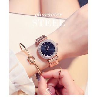 HDF Vòng tay thời trang V01 ( mang kèm đồng hồ siêu xinh ) 25 YC19