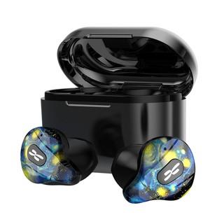 Tai nghe Bluetooth True Wireless Plextone 4Life - Kháng nước IPX5, HD Mic, Độ trễ cực thấp