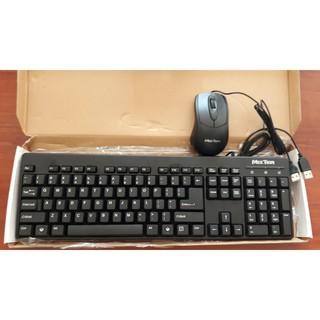 Bộ phím chuột Meetion USB dùng rất êm chuyên dùng cho văn phòng và gia đình thumbnail