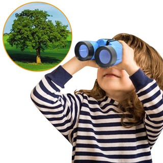 【EY】Portable Kids Binoculars Outdoor Bird Watching Star Gazing Birthday Gift Toy