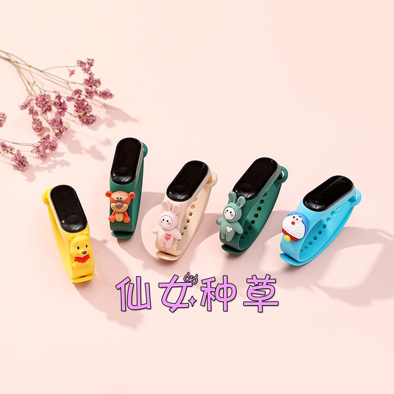 Đồng Hồ Đeo Tay Xiaomi 3 Chống Nước Đáng Yêu Cho Bé