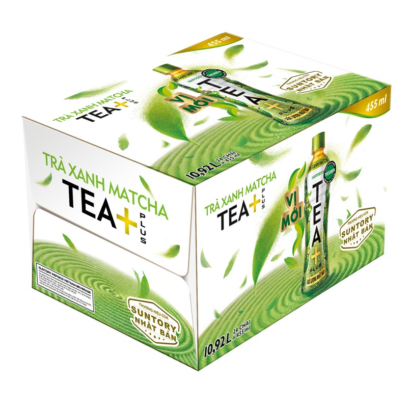 Thùng 24 Chai Trà Xanh Matcha Tea+ Plus (455ml/Chai) - 21732035 , 1758123655 , 322_1758123655 , 210000 , Thung-24-Chai-Tra-Xanh-Matcha-Tea-Plus-455ml-Chai-322_1758123655 , shopee.vn , Thùng 24 Chai Trà Xanh Matcha Tea+ Plus (455ml/Chai)