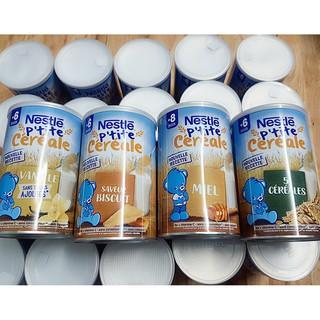 Bột pha sữa Bột lắc sữa Nestle Pháp cho bé lon 400g thumbnail