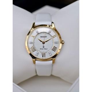Đồng hồ nữ Orient FUB9B For Lady mạ gold quý phái thumbnail