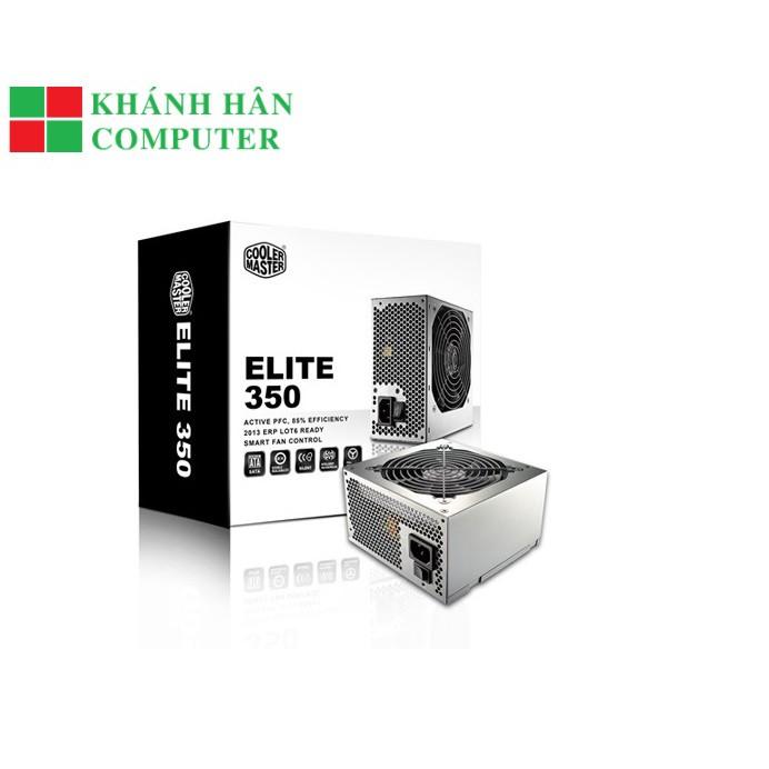 Nguồn máy tính Cooler Master Elite 350W RS-350-PSAR-I3-B1 - BH chính hãng 36 tháng