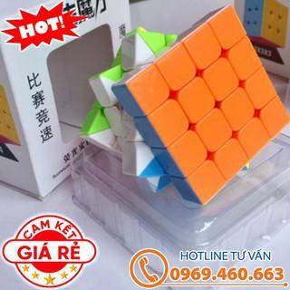 Rubic 4×4 đẹp, xoay trơn, bẻ được góc, dùng cho thi đấu. Đồ chơi rubic (Kèm ảnh, video thật của sản phẩm) mã BXN41