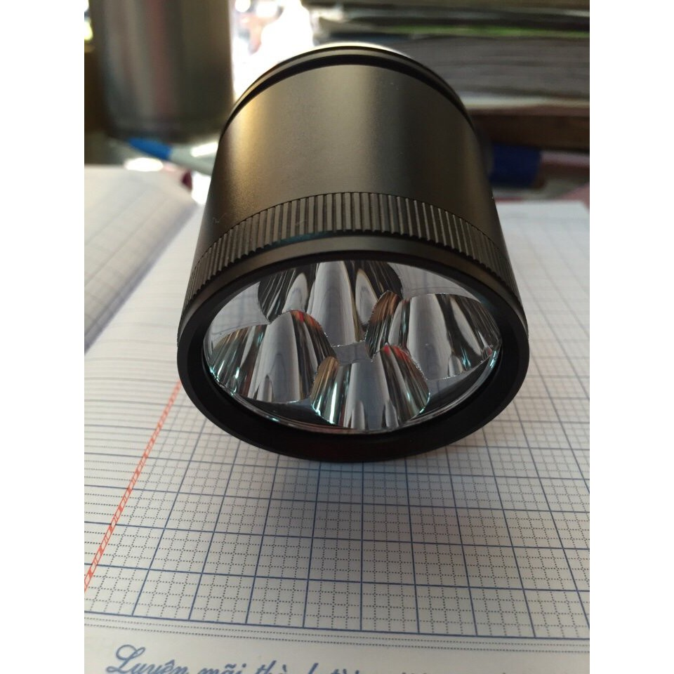 combo đèn l4 và đèn led