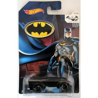 Xe mô hình Hot Wheels Batman Live Batmobile CCK68