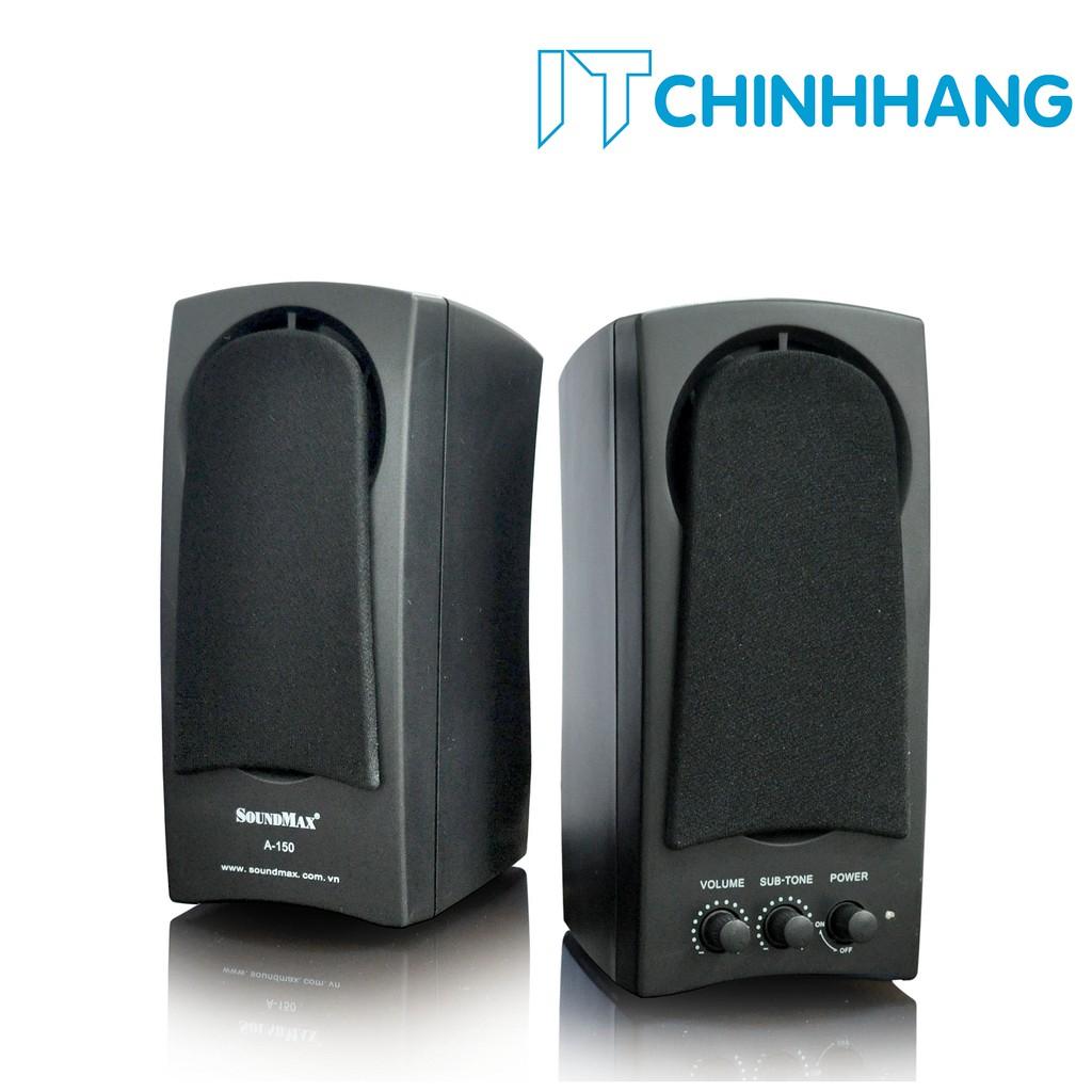 Loa vi tính SoundMax A150 - HÃNG PHÂN PHỐI CHÍNH THỨC