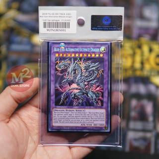 Lá bài yugioh Blue-Eyes Alternative Ultimate Dragon – Prismatic Secret – Tặng loader bảo quản, giao sản phẩm như ảnh