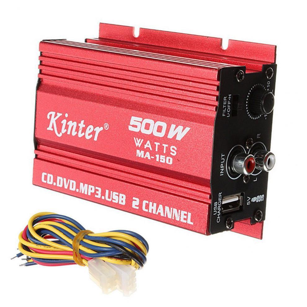 Âm ly Kinter MA-150 Mini 500W 5 V Hi-Fi cho ÔTô Xe Máy -dc2856 - 2622124 , 1331027519 , 322_1331027519 , 299000 , Am-ly-Kinter-MA-150-Mini-500W-5-V-Hi-Fi-cho-OTo-Xe-May-dc2856-322_1331027519 , shopee.vn , Âm ly Kinter MA-150 Mini 500W 5 V Hi-Fi cho ÔTô Xe Máy -dc2856