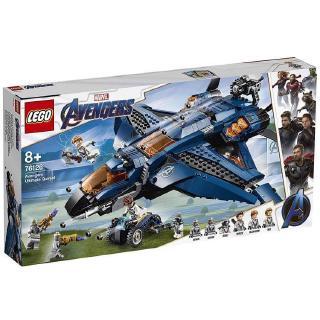 Mô Hình Lắp Ráp Lego Biệt Đội Siêu Anh Hùng Avenger Phù Hợp Cho Lego 26126