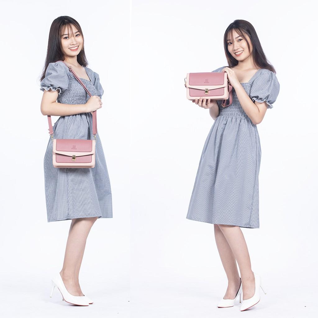 Túi Xách Nữ Đẹp Đeo Chéo Thời Trang NAHA NH011 - Hàng Chính Hãng Bảo Hành 12 Tháng