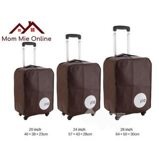 Túi bảo vệ vali - bọc vali chống trầy - H001 thumbnail