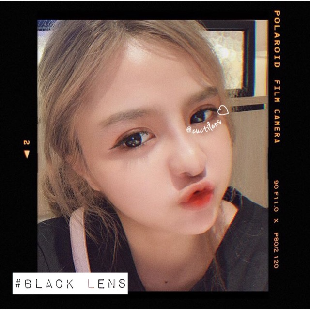 Lens Black đủ sz 14,0mm/14,2mm/15mm