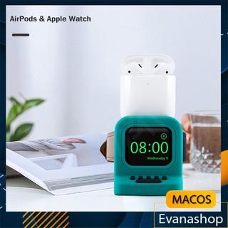 Đế Giá Để Apple Watch Cao Cấp Chính hãng kiểu Computer - Apple watch stand (AW01)