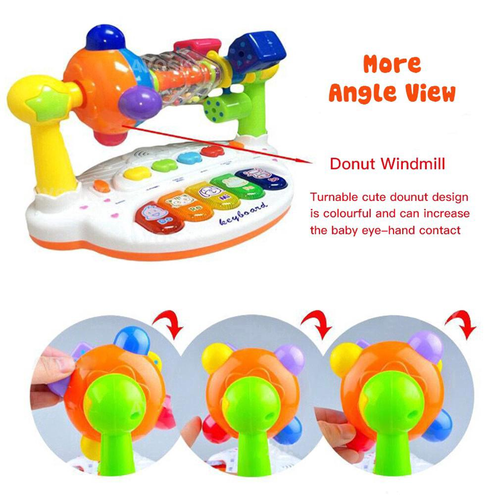 Early Learning Intelligent Music Piano Toy