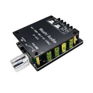 yal Mini ZK-1002L 5.0 Bluetooth Digital Amplifier Board Dual 100W Audio Power Amp