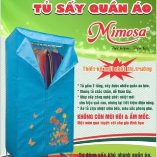 Tủ sấy quần áo Mimosa inox