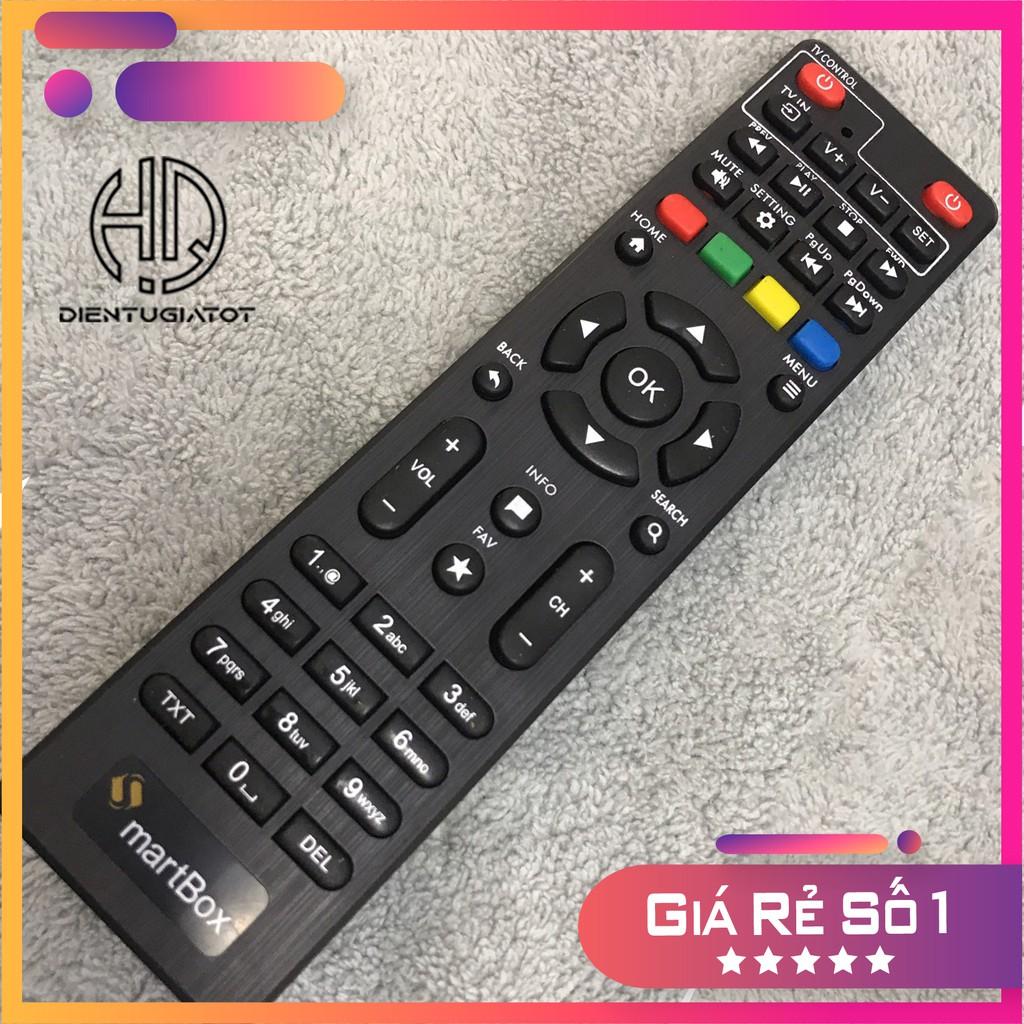 [2020]+[GIÁ GỐC]-BH 3 Tháng-Remote điều khiển đầu thu VNPT SMARTBOX