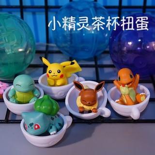 Đồ Chơi Bóng Pokemon Ma Thuật 5 Trong 1