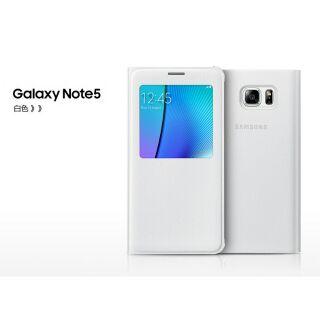 Bao Da S View Samsung Note 5
