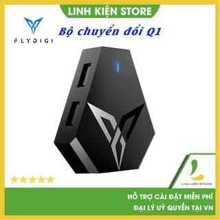 Bộ chuyển đổi Flydigi Q1- Bộ chuyển đổi phím chuột - Bảo hành 12 tháng thumbnail