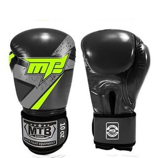 Găng tay boxing MTB – Xanh lá