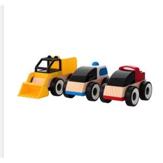 Bộ đồ chơi xe gỗ Ikea Lillabo