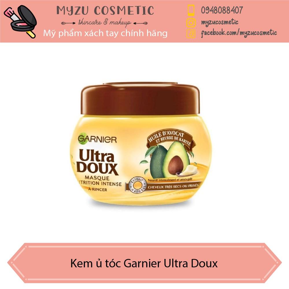 Kem ủ tóc Garnier Ultra Doux
