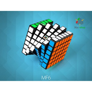 Rubik 6×6 viền đen – MF6 – Mofang Jiaoshi – Sticker
