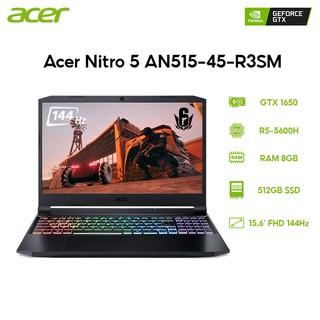 Laptop Acer Nitro 5 AN515-45-R3SM R5-5600H 8GB 512GB VGA GTX 1650 4GB 15.6 FHD 144Hz Win 10 thumbnail