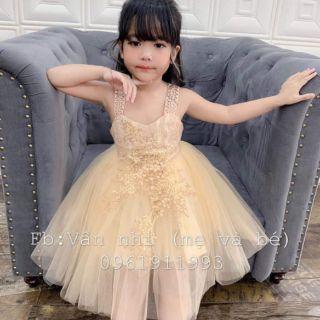 Váy công chúa siêu xinh
