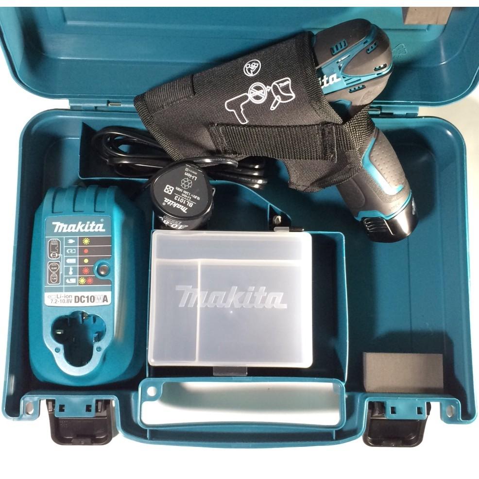 DCSG Bộ máy bắt vít dùng pin 10.8V Makita TD090DWE