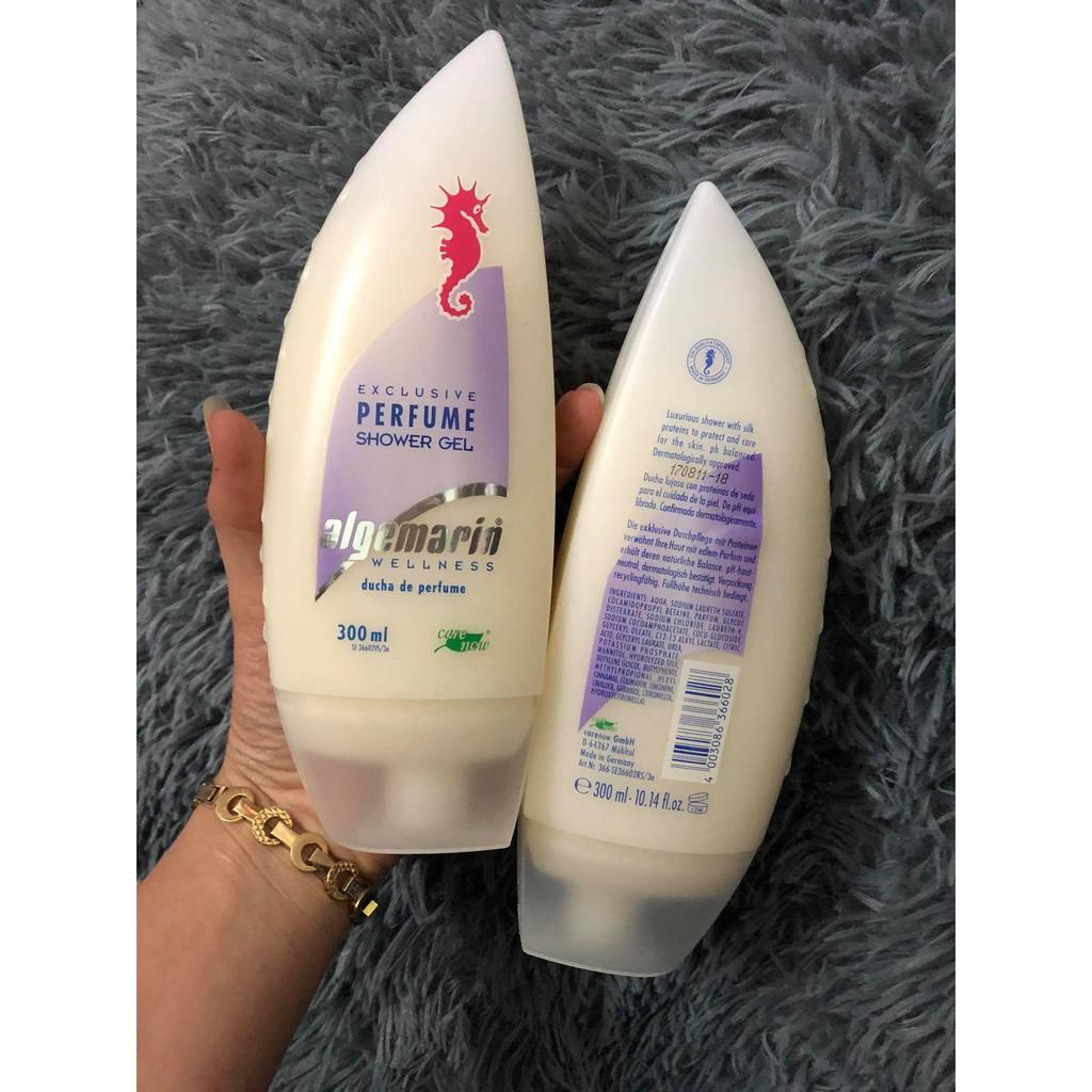 Sữa tắm cá ngựa 300ml