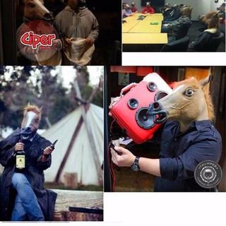 Đầu Giả Ngựa Gangnam (Mẫu Ngẫu Nhiên) bao giá rẻ nhất Shopee