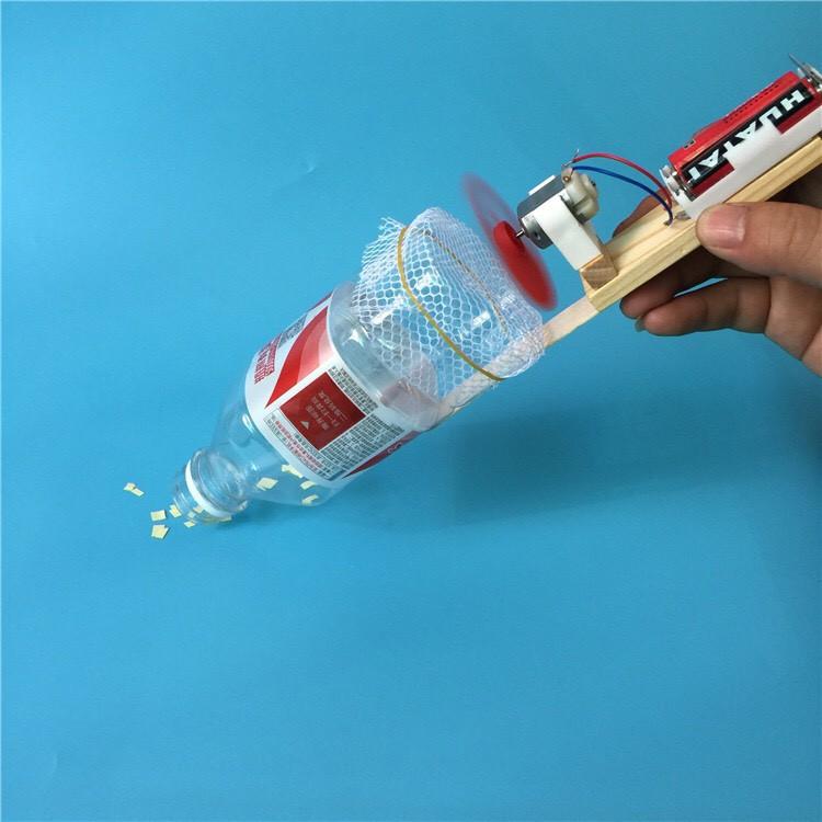 Bộ lắp ghép máy hút bụi bằng gỗ theo phương pháp stem steam